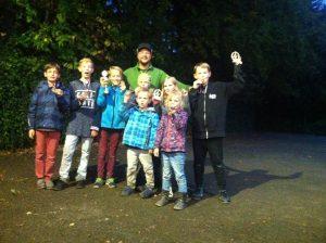 Schnupperboulen-2 - Die Kinder